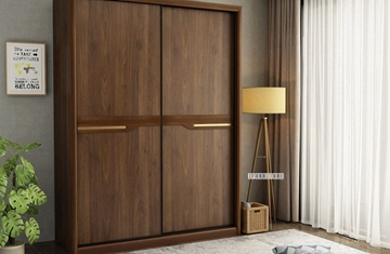 Picture of BERLIN BIG SLIDING DOOR WARDROBE WITH INTERNAL STORAGE SYSTEM