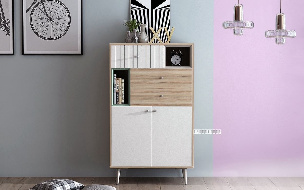 Lyon 3drw 2dr Cabinet Ifurniture The Largest Furniture