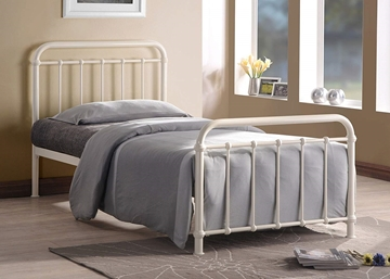 Picture of CHARLIE STEEL FRAME BED IN QUEEN SIZE