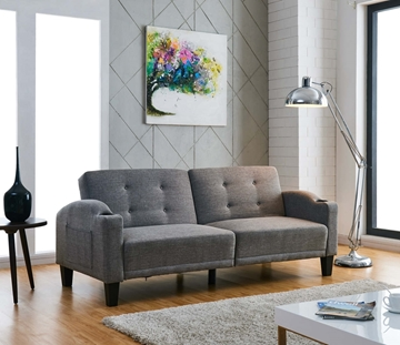Picture of Rocky 3 Seater Sofa bed