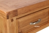 Picture of WESTMINSTER 2DRW CONSOLE TABLE *SOLID OAK