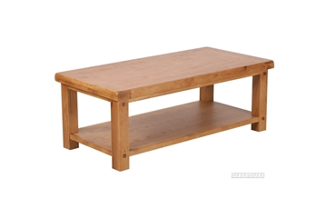 Picture of WESTMINSTER COFFEE TABLE *SOLID OAK