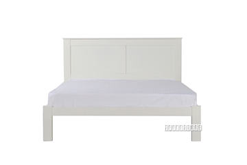 Picture of METRO BED *SOLID PINE IN SINGLE /KING SINGLE/DOUBLE /QUEEN SIZE *WHITE