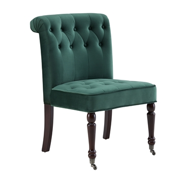 Picture of BARLOW LOUNGE CHAIR *GREEN VELVET