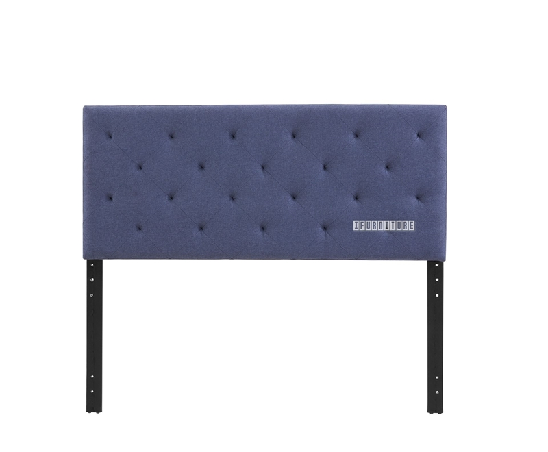 Picture of HARLEY UPHOLSTERY HEADBOARD IN QUEEN SIZE *HEIGHT AJUSTABLE