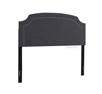 Picture of NOVO UPHOLSTERY HEADBOARD IN QUEEN SIZE *HEIGHT ADJUSTABLE