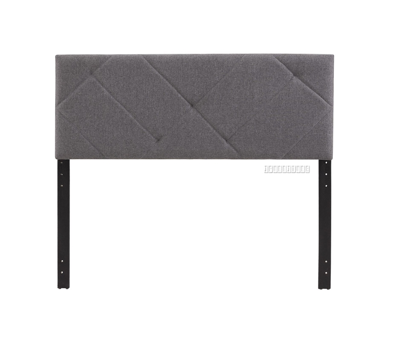 Picture of DIAZ UPHOLSTERY HEADBOARD IN QUEEN SIZE *HEIGHT ADJUSTABLE