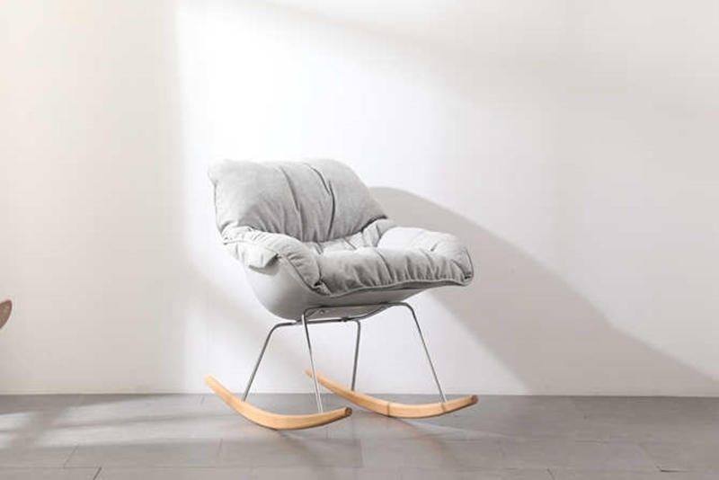 Picture of Baldy rocking chair