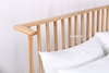 Picture of HELSINKI QUEEN SIZE BED *SOLID OAK