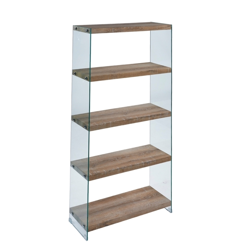 Picture of MACSEN GLASS  DISPLAY SHELF