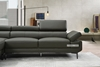 Picture of CLAUDIA SECTIONAL SOFA *GENUINE LEATHER