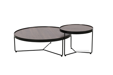 Picture of LANETT ROUND COFFEE TABLE *2 SIZES