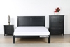Picture of METRO EASTERN BED FRAME in BLACK
