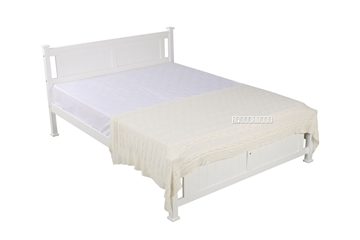 Picture of ZOEY SOLID PINE BED IN DOUBLE/ QUEEN SIZE