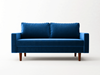 Picture of BENITO 2+3 SOFA RANGE *SPACE BLUE