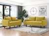 Picture of BENITO 2+3 SOFA RANGE *GOLDEN ROD
