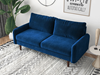 Picture of KAISON  2+3 SOFA RANGE *SPACE BLUE