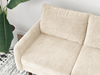 Picture of KAISON  2+3 SOFA RANGE *BEIGE