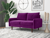 Picture of KAISON  2+3 SOFA RANGE *EGGPLANT