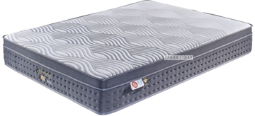 Picture of T6 MEMORY FOAM POCKET SPRING MATTRESS * QUEEN/ KING