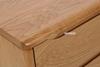 Picture of HELSINKI 2DRW BEDSIDE TABLE *SOLID OAK