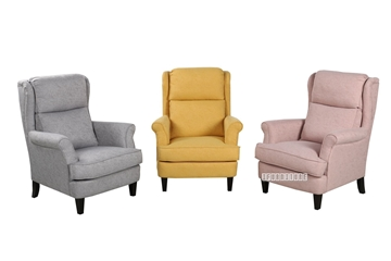 Picture of SMITH  LOUNGE CHAIR *3 COLOURS