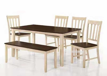 Picture of INGRID 6PC 150 DINING SET