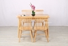 Picture of BERKELY 5PC DINING SET *RUBBER WOOD