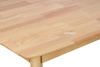 Picture of BERKELY 120 DINING TABLE *RUBBER WOOD