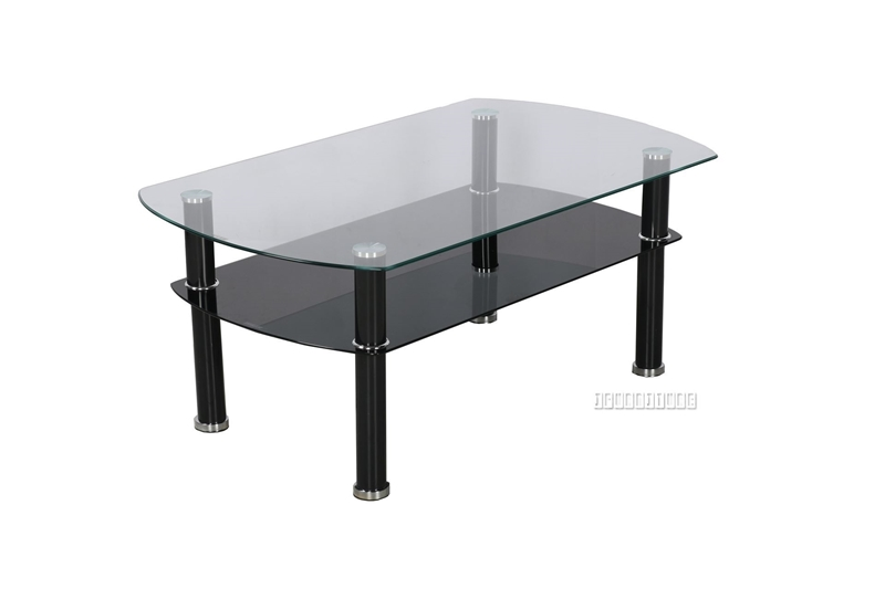 Picture of LYSTER GLASS COFFEE TABLE