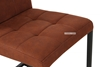 Picture of TIEKE DINING CHAIR WITHOUT ARM* BROWN