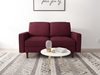Picture of Grimsby 3+2 SOFA RANGE *- Burgundy
