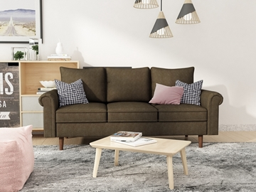Picture of Maplewick 3+2 Sofa Range * Brown