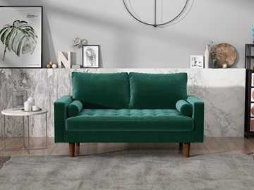 Picture of FAVERSHAM 3+2 SOFA RANGE * EMERALD