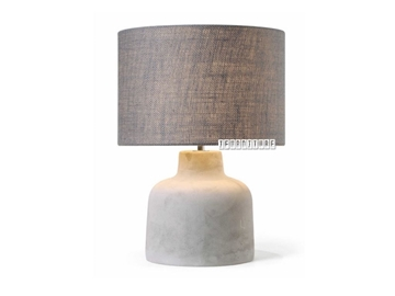 Picture of ML185319-T TABLE LAMP *GREY