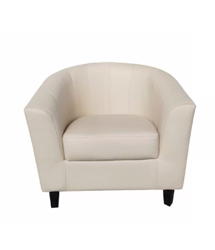 Picture of Charlie Barrel Chair *Offwhite