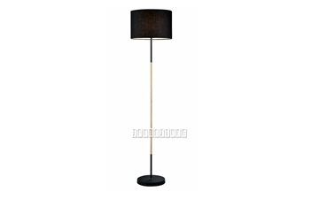Picture of ML1730726 FLOOR LAMP *BLACK