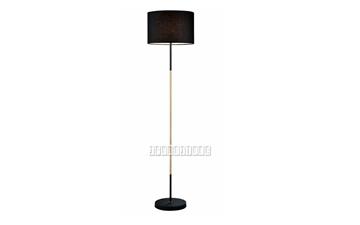Picture of ML1730726 FLOOR LAMP *BLACK
