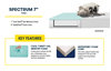 Picture of SERTA® SPECTRUM Memory form 7inch firm mattress