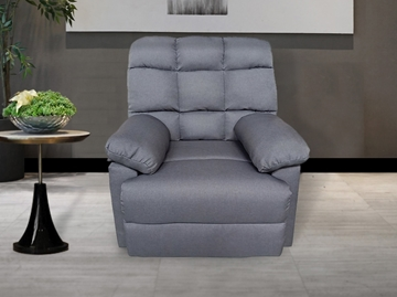 Picture of NUMATA RECLINING ARMCHAIR *DARK GREY