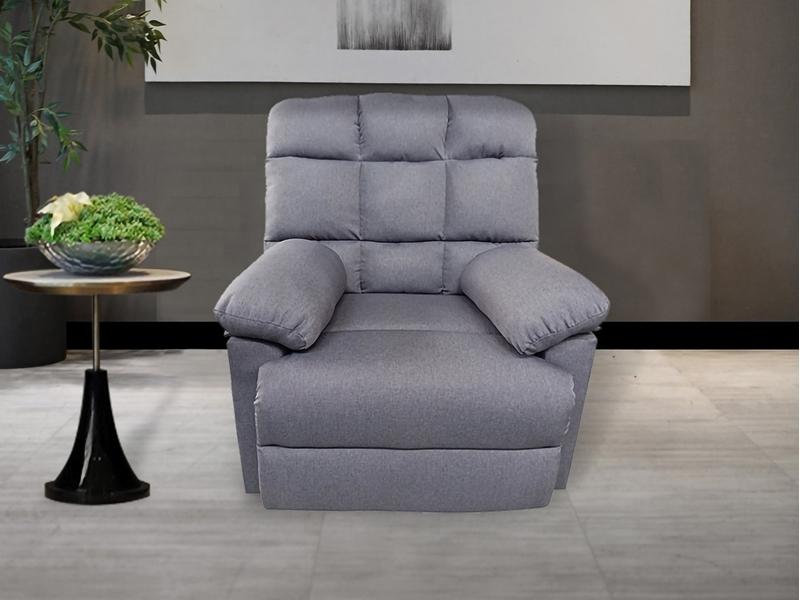 Picture of NUMATA RECLINING ARMCHAIR  *GREY