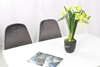 Picture of OSLO 5PC DINING SET *GREY VELVET