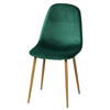 Picture of OSLO VELVET DINING CHAIR * 5 COLORS