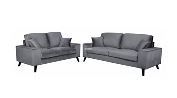 Picture of CALGARY 3+2 SOFA RANGE *GREY