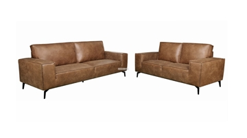 Picture of EASTWOOD 3+2+1 SOFA RANGE *AIR LEATHER