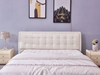Picture of COCO LEATHER BED IN QUEEN/KING