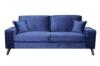 Picture of CALGARY 3+2 SOFA RANGE *BLUE VELVET