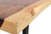 Picture of TASMAN SOLID NZ PINE 63''/71''/79''/87''/95'' DINING TABLE *LIVE EDGE