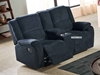 Picture of ALTO RECLINING SOFA RANGE IN 3RR+2RR+1R * CUP HOLDERS AND STORAGE