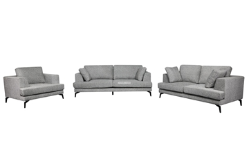 Picture of MARTINI 3+2+1 SOFA RANGE *SANDSTONE